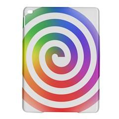 Circle Purple Blue Red Green Yellow iPad Air 2 Hardshell Cases