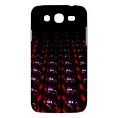 Digital Balls Lights Purple Red Samsung Galaxy Mega 5 8 I9152 Hardshell Case