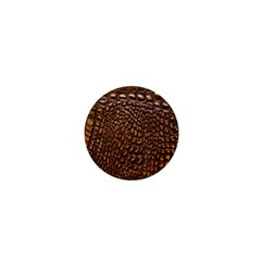 Crocodile Skin 1  Mini Buttons