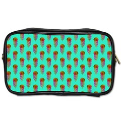 Jellyfish Large Toiletries Bags 2 Side