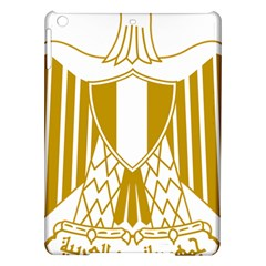 Coat of Arms of Egypt iPad Air Hardshell Cases
