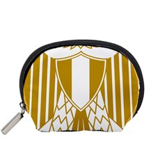 Coat of Arms of Egypt Accessory Pouches (Small)
