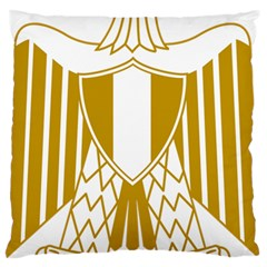 Coat of Arms of Egypt Standard Flano Cushion Case (Two Sides)