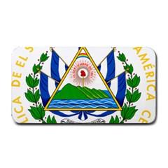 Coats of Arms of El Salvador Medium Bar Mats
