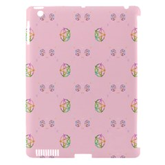 Magic Apple Ipad 3/4 Hardshell Case (compatible With Smart Cover)