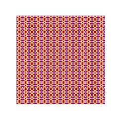 Molecules Small Satin Scarf (square)