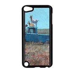Goats on a Pickup Truck Apple iPod Touch 5 Case (Black)