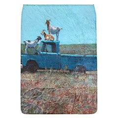 Goats on a Pickup Truck Flap Covers (L)