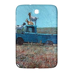 Goats On A Pickup Truck Samsung Galaxy Note 8 0 N5100 Hardshell Case