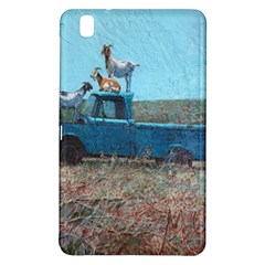 Goats on a Pickup Truck Samsung Galaxy Tab Pro 8.4 Hardshell Case