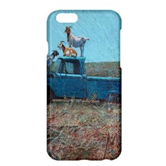 Goats On A Pickup Truck Apple Iphone 6 Plus/6s Plus Hardshell Case