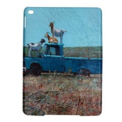 Goats on a Pickup Truck iPad Air 2 Hardshell Cases