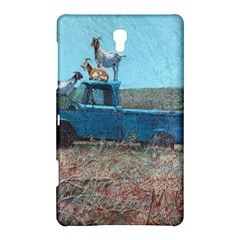 Goats On A Pickup Truck Samsung Galaxy Tab S (8 4 ) Hardshell Case