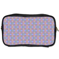 Tropical Fish Blue Toiletries Bags