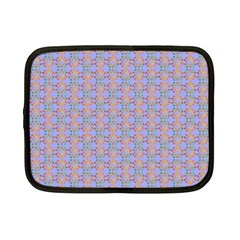Tropical Fish Blue Netbook Case (small)