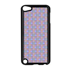 Tropical Fish Blue Apple Ipod Touch 5 Case (black)
