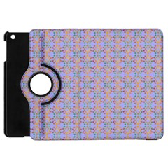 Tropical Fish Blue Apple Ipad Mini Flip 360 Case