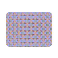 Tropical Fish Blue Double Sided Flano Blanket (mini)