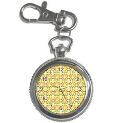 Tropical Fish Yellow Key Chain Watches
