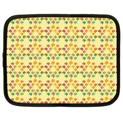 Tropical Fish Yellow Netbook Case (xxl)