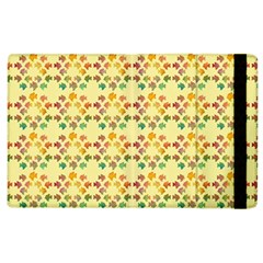 Tropical Fish Yellow Apple Ipad 2 Flip Case