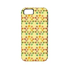 Tropical Fish Yellow Apple Iphone 5 Classic Hardshell Case (pc+silicone)