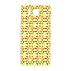 Tropical Fish Yellow Samsung Galaxy Alpha Hardshell Back Case
