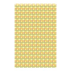 Tropical Fish Yellow Shower Curtain 48  X 72  (small)