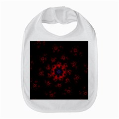 Fractal Abstract Blossom Bloom Red Amazon Fire Phone