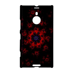 Fractal Abstract Blossom Bloom Red Nokia Lumia 1520