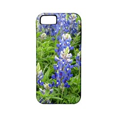 Blue Bonnets Apple Iphone 5 Classic Hardshell Case (pc+silicone)