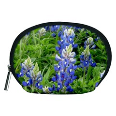 Blue Bonnets Accessory Pouches (Medium)
