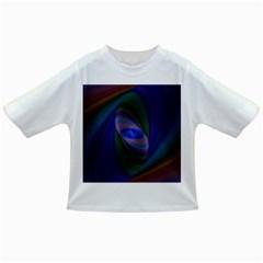 Ellipse Fractal Computer Generated Infant/toddler T Shirts