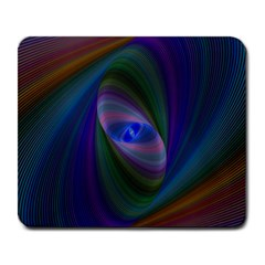 Ellipse Fractal Computer Generated Large Mousepads
