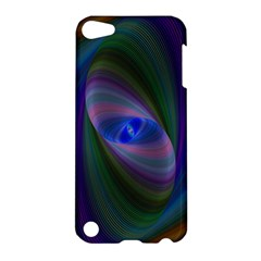 Ellipse Fractal Computer Generated Apple Ipod Touch 5 Hardshell Case