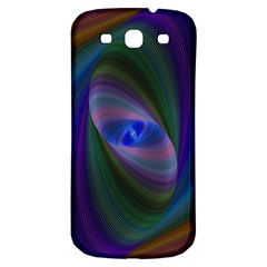 Ellipse Fractal Computer Generated Samsung Galaxy S3 S Iii Classic Hardshell Back Case