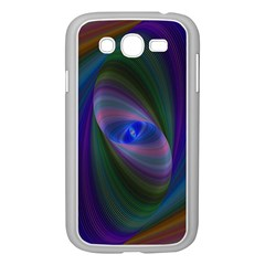 Ellipse Fractal Computer Generated Samsung Galaxy Grand Duos I9082 Case (white)
