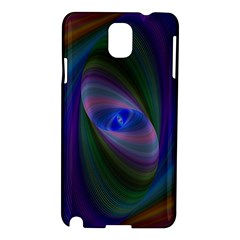 Ellipse Fractal Computer Generated Samsung Galaxy Note 3 N9005 Hardshell Case