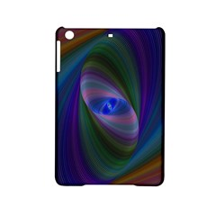 Ellipse Fractal Computer Generated Ipad Mini 2 Hardshell Cases