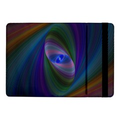 Ellipse Fractal Computer Generated Samsung Galaxy Tab Pro 10 1  Flip Case