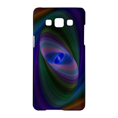 Ellipse Fractal Computer Generated Samsung Galaxy A5 Hardshell Case