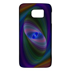 Ellipse Fractal Computer Generated Galaxy S6