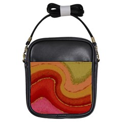 Candy Cloth Girls Sling Bags