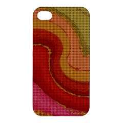 Candy Cloth Apple Iphone 4/4s Premium Hardshell Case