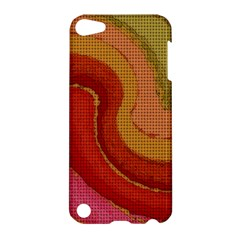 Candy Cloth Apple Ipod Touch 5 Hardshell Case