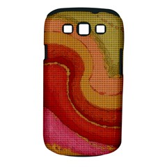 Candy Cloth Samsung Galaxy S Iii Classic Hardshell Case (pc+silicone)