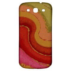 Candy Cloth Samsung Galaxy S3 S Iii Classic Hardshell Back Case