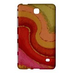 Candy Cloth Samsung Galaxy Tab 4 (7 ) Hardshell Case