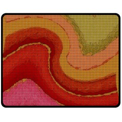 Candy Cloth Double Sided Fleece Blanket (medium)