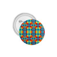 Pop Art Abstract Design Pattern 1.75  Buttons